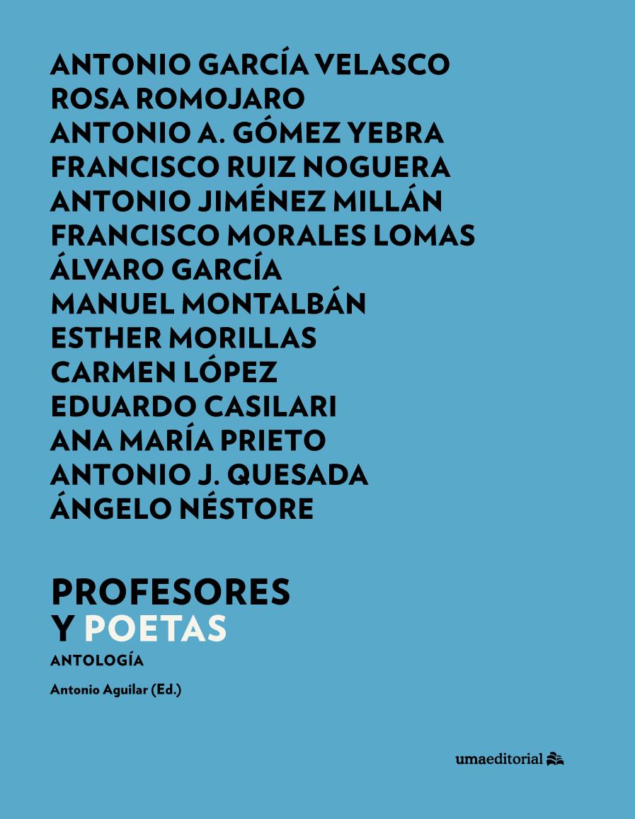 profesores y poetas portada libro