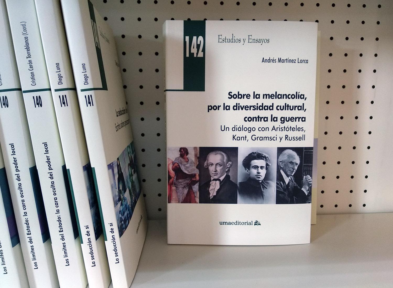 Libro Martínez Lorca