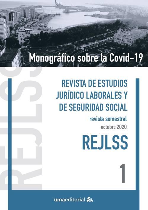 Revista Estudios Jurídico Laborales Seguridad Social Derecho