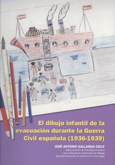 dibujo infantil evacuación guerra civil españa